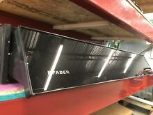 NEW Faber 36  Integrated Slide Out Under Cabinet Vent Hood AGIO36BK FB6000030