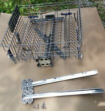 WHIRLPOOL DISHWASHER UPPER RACK ASSEMBLY W10727422    W11157085   W10727422