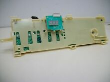 Bosch Dryer Interface Control Board 00670472  670472