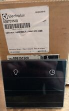 Electrolux Frigidaire Stove Oven Range Control Assembly Complete Part 808751520