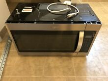 Whirlpool WMH31017HZ 1 7CF Over the Range Microwave Stainless Steel