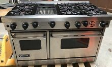 Viking VGRC485 6GDSS 48  Commercial Gas Range