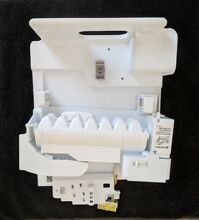 LG Refrigerator Ice Maker and Auger Motor Assembly EAU60783835