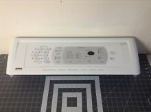 Kenmore Washer Control Panel P  8537212 W10815763