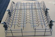 Used Gray  KENMORE DISHWASHER UPPER RACK ASSEMBLY  WPW10350382