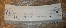 GE Stacked Washer Dryer Control Panel Part   189D5245P001