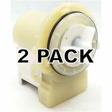 Seneca River Trading 2 Pk  Clothes Washer Water Pump for LG  AP5328388  PS35