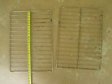 Replacement Oven Rack  set of 2  22 75  x 16 25      FAST FREE SHIPPING