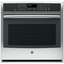 GE PT7050SFSS 30  Stainless Single Electric Wall Oven NOB  27566 HL