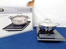 Tramontina 3 Piece Portable Induction Cooking System 80116 522DS
