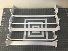 Frigidaire Refrigerator Door Shelf Set P  240534901  240534701  240534801