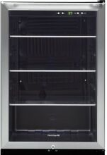 Frigidaire Can Cooler 4 6 cu  ft Beverage Center 138  12 fl oz  Cans Glass Shelf