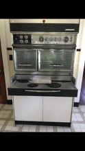 Vintage Frigidaire Custom Imperial Electric stove