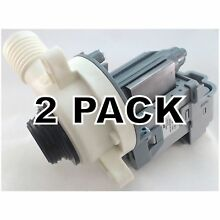 Seneca River Trading 2 Pk  Washing Machine Drain Pump for Whirlpool  Sears