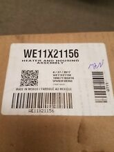 Brand New GE Dryer Heating and Housing Assembly Part   WE11X21156