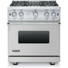 Viking VGCC5304BSS 30  Stainless Pro Style Gas Freestanding Range NEW