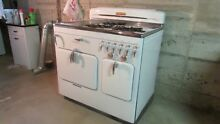 Chambers vintage gas cookstove  WHITE