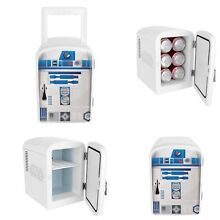 Star Wars R2 D2 4 Liter Thermoelectric Cooler Mini Refrigerator Cold Mini Fridge