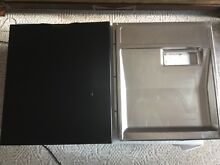 Bosch dishwasher inner and outer front door panels with rubber seal