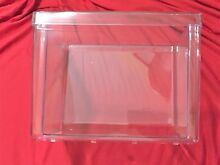 BRAND NEW   Whirlpool Maytag Refrigerator Crisper Pan Drawer   Part   63001481