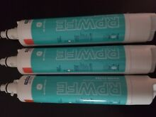 New not sealed GE Replacement Refrigerator Water Filter RPWFE   Pack of 3