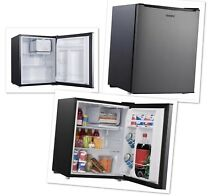 NEW GALANZ 2 7 CU FT  ONE DOOR REFRIGERATOR home kitchen office garage storage