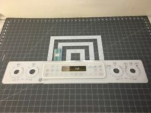 GE Touchpad And Control Panel Assembly P  WB27T10169