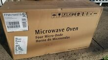 Frigidaire 1 6 Cu Ft  over The Range Microwave Stainless Steel Ffmv 1645TS