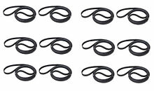 12 x 341241 Drum Belt for Whirlpool Kenmore Dryer AP2946843 PS346995