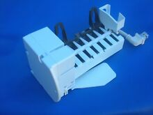 WR30X10093 electro mechanical genuine GE OEM icemaker    7 cubes   INV   BA16