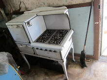 Vintage Tappan Stove Oven  Mansfield Style  Stove top range   ovens  check pics