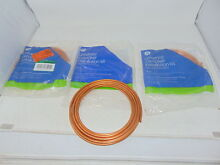 3 Pack  GE Universal 15 ft  Copper Ice Maker Installation Kit