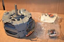 GE Dishwasher Motor 6K380 1 4HP 3450RPM 115Volts 4 8Amps  New Old Stock