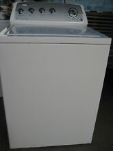 WASHER Top LOAD   Whirlpool   Washing Machine