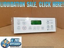 WB27T10467 GE RANGE OVEN CONTROL BOARD WB27T11311 WB27T10816 WB27T11273
