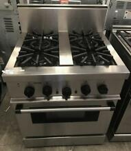30  Thermador 4 burner stainless steel gas stove 0001168 prg304us