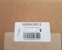 Brand New GE Microwave Control Panel Assembly Part   WB56X26813