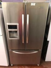 36  29 8 cu ft KitchenAid elite french door stainless steel 0003229