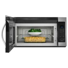 Whirlpool Over the Range Microwave Oven and Hood Combination