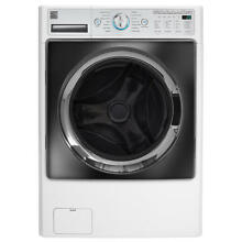 Kenmore Elite 41003 4 5 Cu Ft  Front Load Combination Washer D in Silver