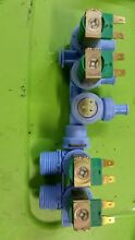 Genuine 22002437 Maytag Washer Dryer Combo Valve  Water 4 Coil