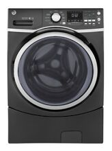 NEW 2018 GE Stackable Front Load Washer GFW450SPM 4 5 Cu Ft