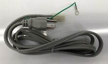 WP27001142  27001142 Whirlpool Maytag SQ Gas Dryer Power Cord NEW