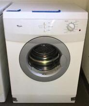 24  whirlpool electric dryer front load machine 0002984
