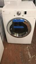 27  dle2101w LG Electric Dryer Front Load Machine 0002992