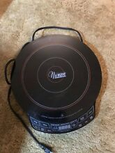 Nuwave Precision Induction Cooktop Model   30121 Very Good Condition