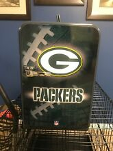 11  15 qt  NFL GreenBay Packers Portable Party Refrigerator
