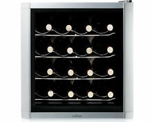 Culinair CULAW162SM Culinair AW162S Thermoelectric 16 Bottle Wine Cooler Silver