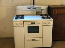 Antique Tappan Stove White All Original in Excellent Condition