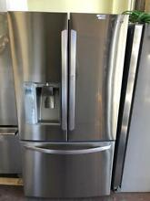 LG French door Stainless Steel Refrigerator 0003267